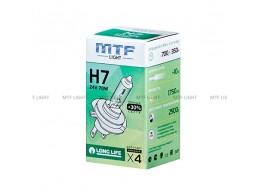 Лампа галогенная H7 24 V