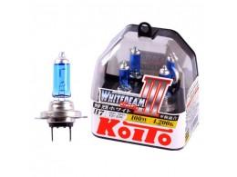 Лампы Koito H7 12V 55W (100W) Whitebeam III (2шт.)