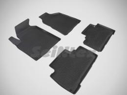 Резиновые коврики в салон SSANG YONG ACTYON (2010-)