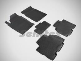 Резиновые коврики в салон SSANG YONG KYRON (2011-)