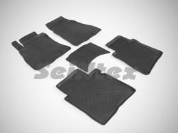 Резиновые коврики в салон NISSAN SENTRA (2014-)