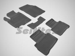 Резиновые коврики в салон SUZUKI VITARA (2015-)