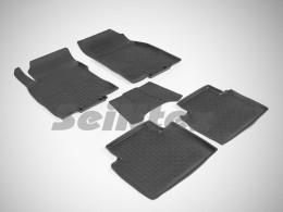 Резиновые коврики в салон NISSAN Х-TRAIL T32 (2014-)