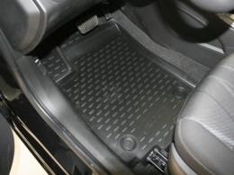 КОВРИКИ В САЛОН NOVLINE Chevrolet Aveo (c 2012 г.), полиуретан