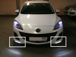 ДХО Mazda 3 (2012-)
