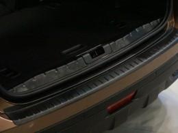 Накладка на задний бампер Lada Xray
