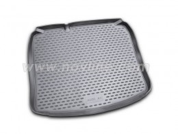 Коврик багажник Audi A3 3D хб. 2007-