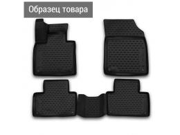 КОВРИКИ 3D В САЛОН SUZUKI SX-4 2013->, 4 ШТ. (ПОЛИУРЕТАН), NLC.3D.47.22.210