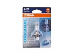 Лампа Osram H7 12V 55W (блистер, 1шт)