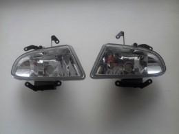 Противотуманные фары Hyundai Accent ТАГАЗ (комплект)