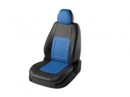 Чехлы экокожа Турин для Hyundai Accent