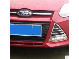 ДХО Ford Focus 3 хром